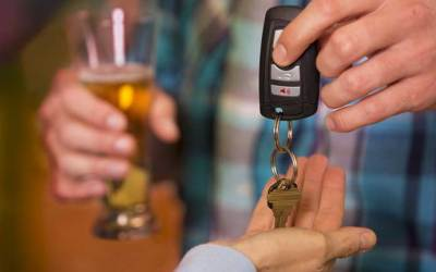 Drinking Alcohol? You Need a Designated Driver