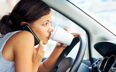 Distracted Driving: Keeping Your Eyes on the Road–and Your Mind Too