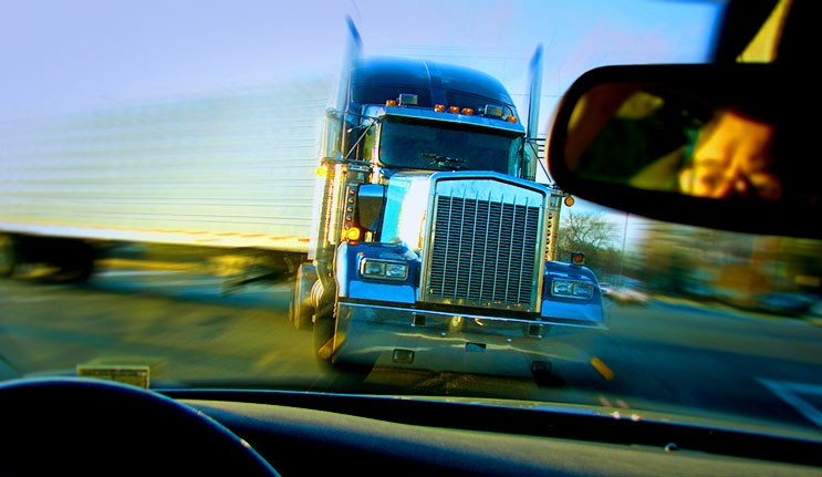 Driver Behavior and Road Safety: Shocking Findings for Large Trucks