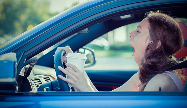 Just How Dangerous is Drowsy Driving?