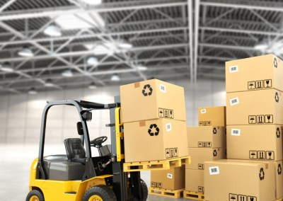Powered Industrial Trucks (Forklifts) Overview