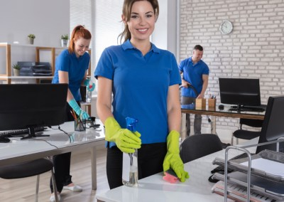 Housekeeping for Workplace Safety