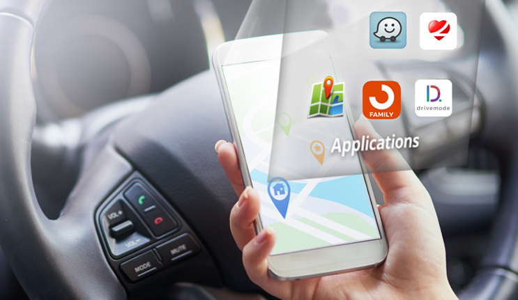 Apps That Fight Distracted Driving