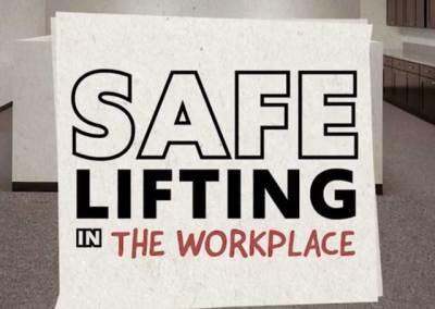 Safe Lifting in the Workplace: Micro-Course