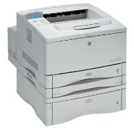 Hp laserjet 5100dn printer.
