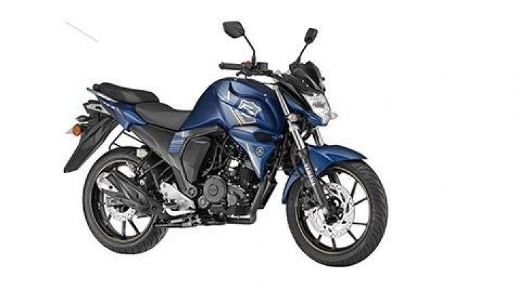 1 Yamaha Fz S V 2 0