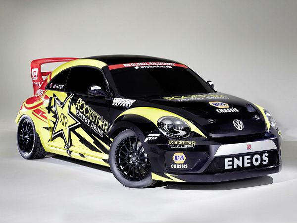 Volkswagen Rallycross Beetle Revealed Drivespark News