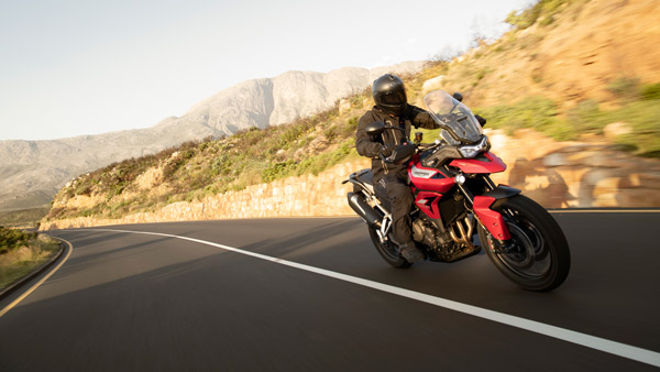 Triumph Teases The Tiger 900 — To Be Launched Soon In India