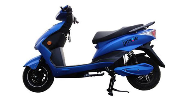 BattRE GPSie Electric Scooter Launched In India At Rs 64,990: Specs, Range, Features & Other Details