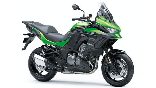 Kawasaki Versys 1000 BS6 Launched In India: Priced At Rs 10.99 Lakh