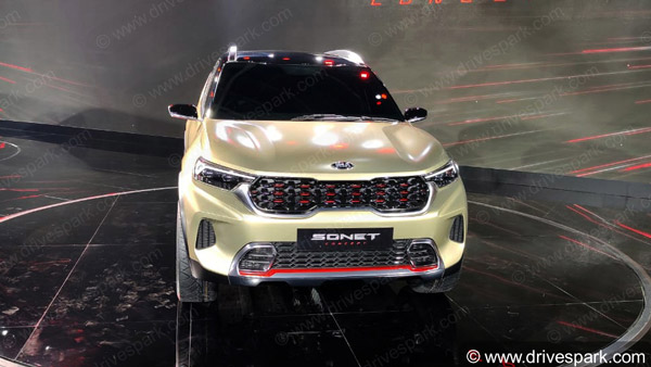 Kia Sonet: Expected Launch Date in India, Price, Specs & Features, Competition Check