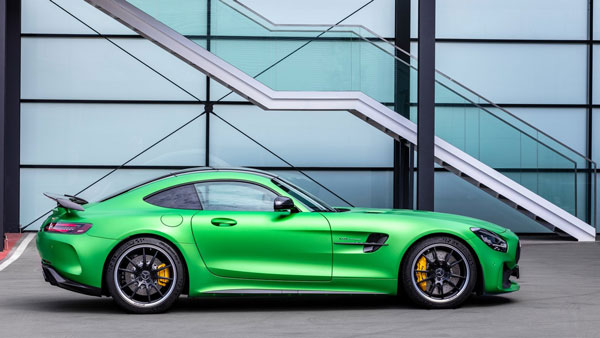 2020 Mercedes-AMG GT-R India Launch On 27th May: Expected Price, Specs, Features & Other Updates