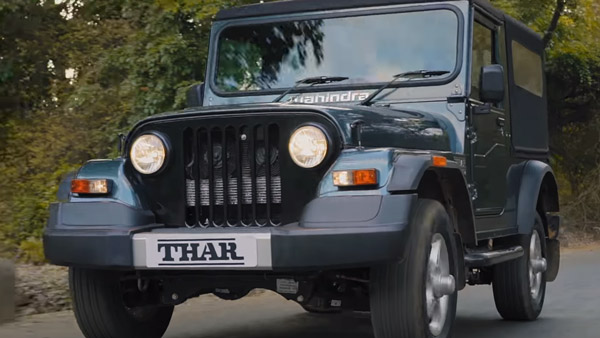 New Mahindra Thar Automatic Transmission Confirmed For Launch: Details