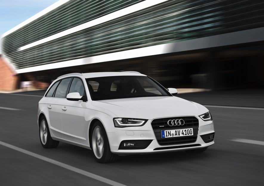 2013 Audi A4 Business Edition 01