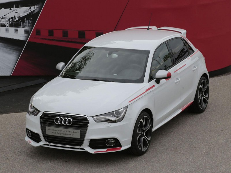 Audi A1 R18 Competition Plus Package Worthersee 2013 05