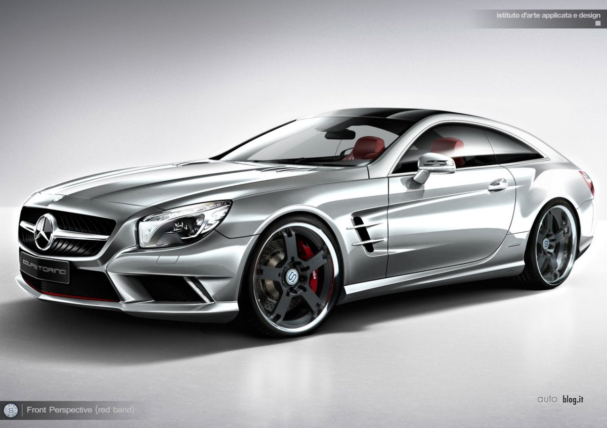 Studiotorino-Coupetorino-2013-Mercedes-SL-Shootingbrake-zilver 10