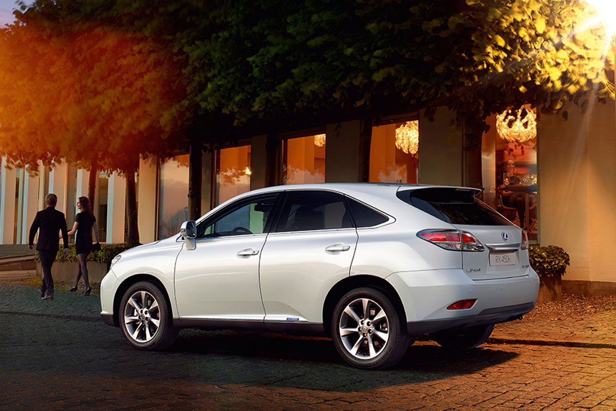 Lexus RX450h Special Edition Luxury Line 2WD AWD 2013 003