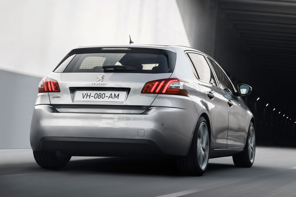 Peugeot 308 1.6 e-HDi anrtaciet zilver brons 2014 02