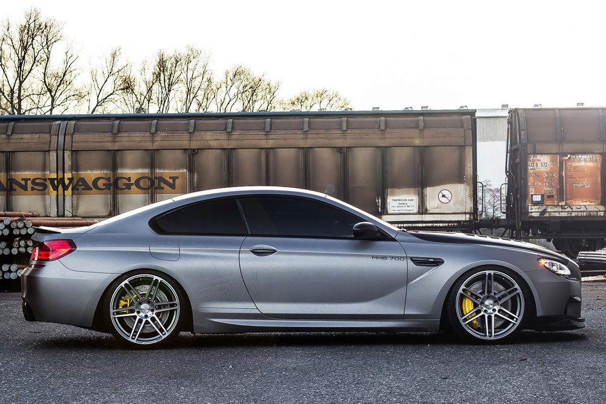 Manhart MH6 700 BMW M6 6-serie coupe 05