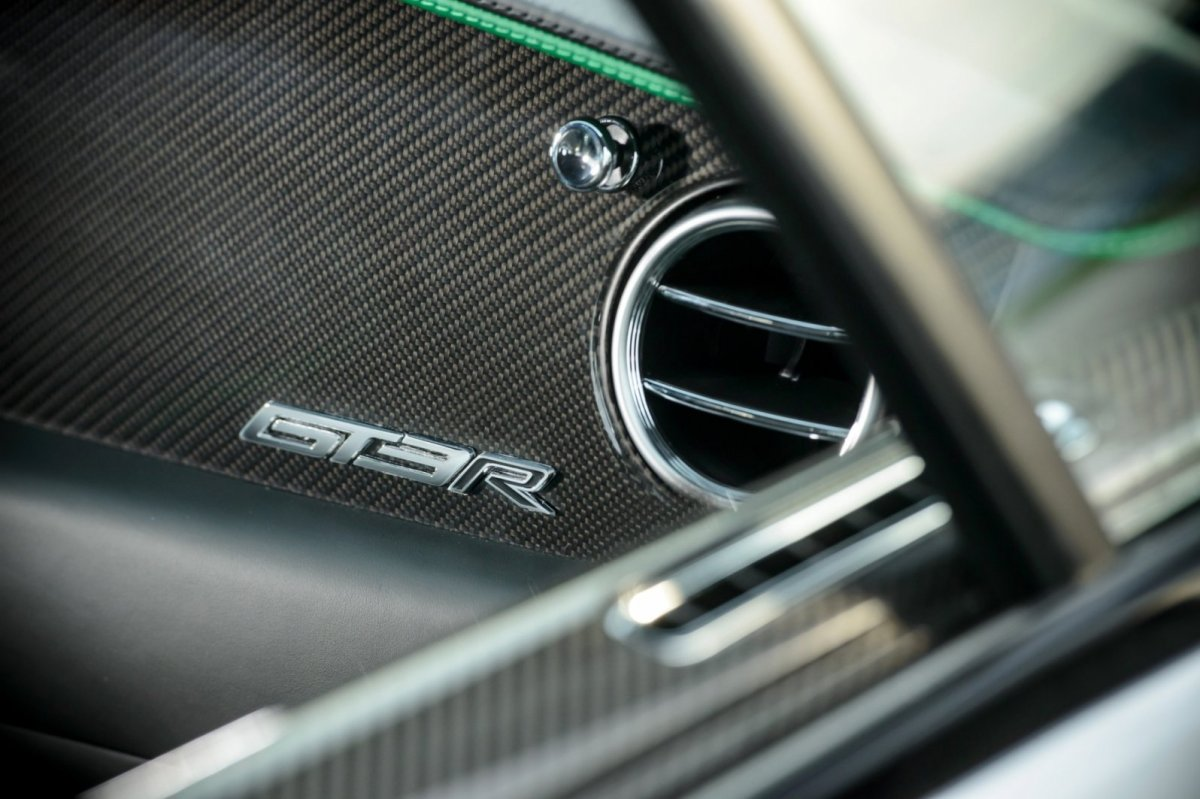 Bentley Continental GT3-R wit groen 2015 15