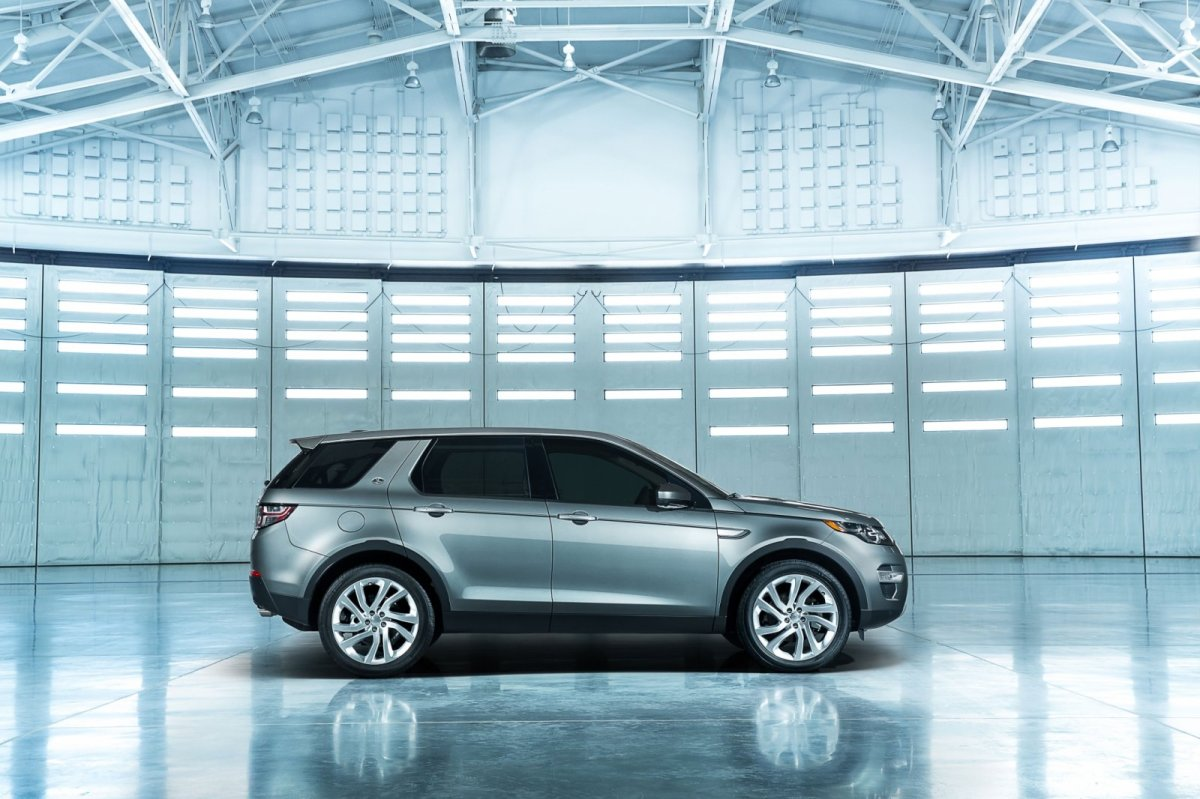 Land Rover Discovery Sport 2015 11