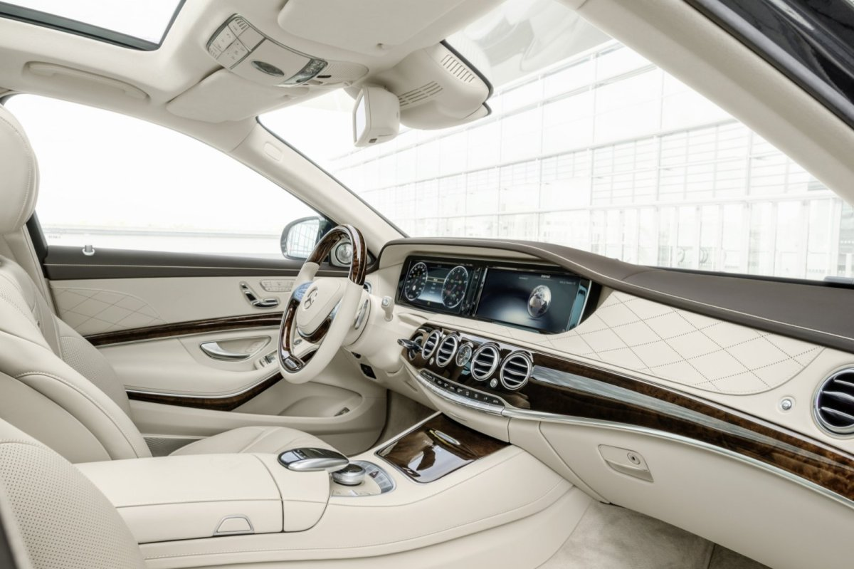 Mercedes Benz Maybach S-klasse S600 V12 Executive Business 23