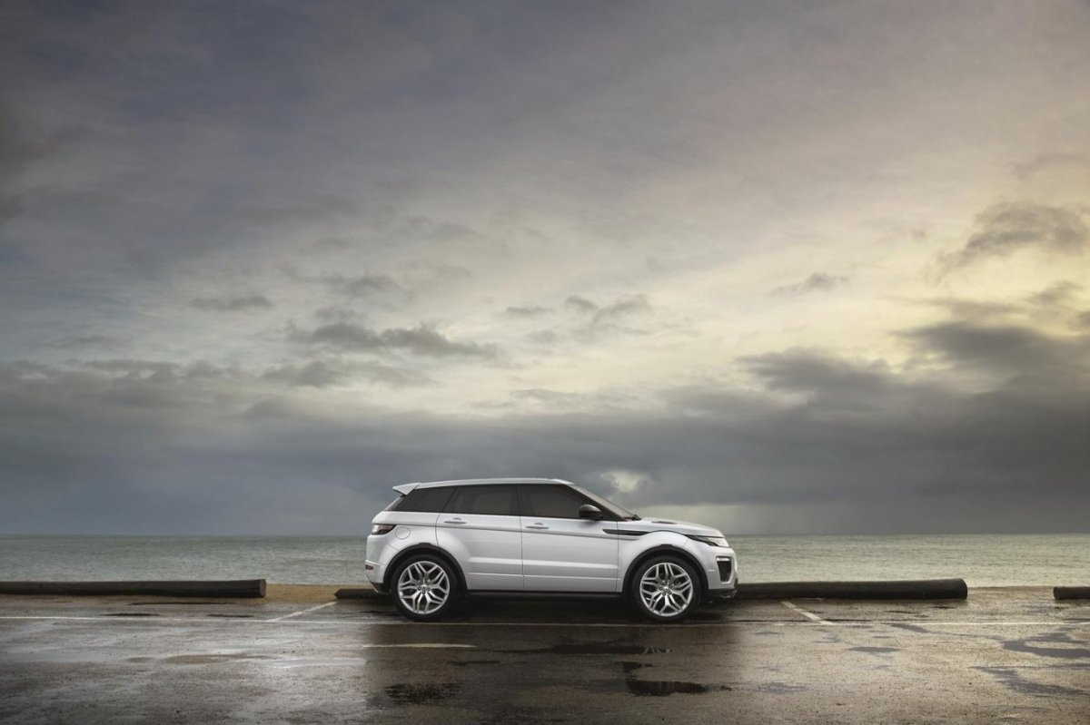 Land Rover Range Rover Evoque facelift wit 2016 21