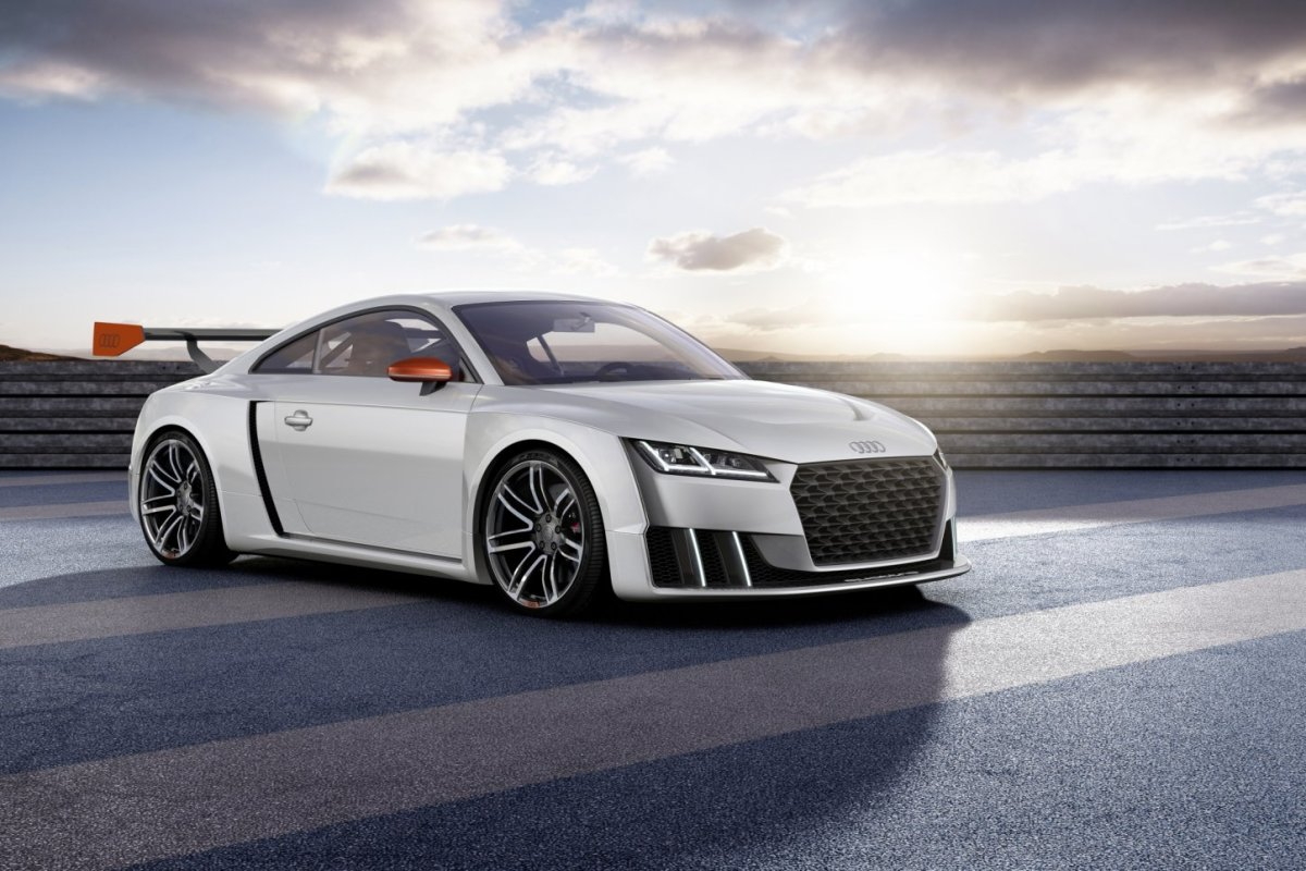 Audi TT Clubsport Quattro Turbo Technology Concept 03