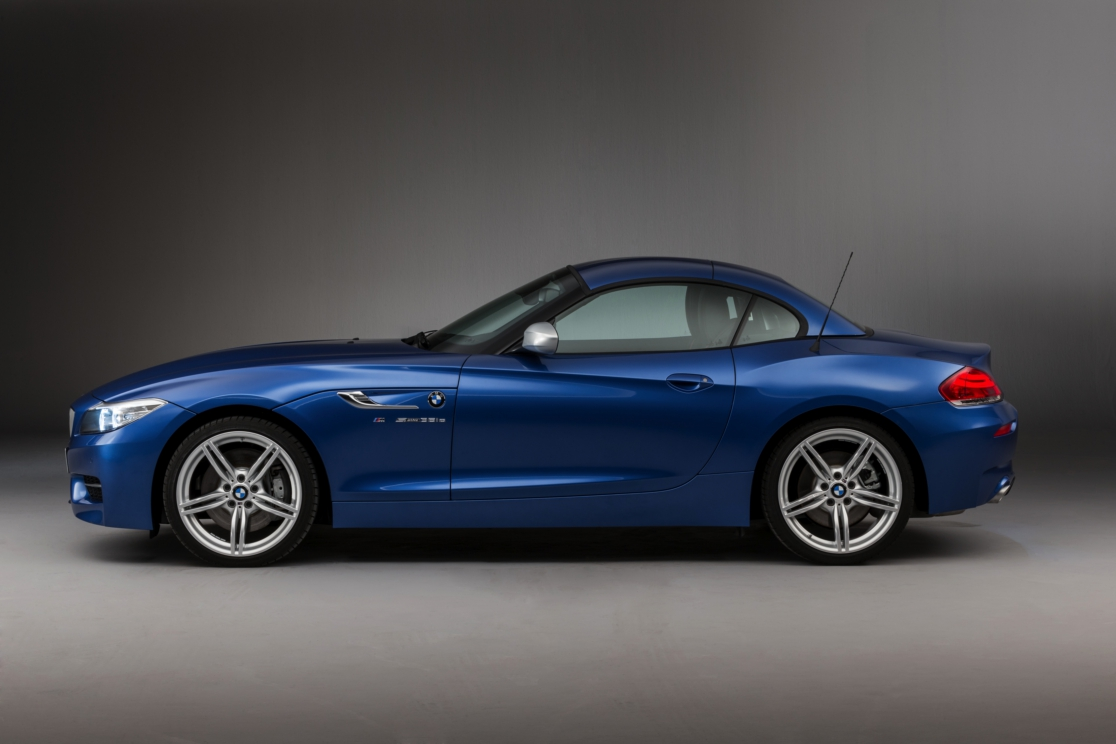 BMW Z4 Roadster Estoril blauw M-pakket 2016 12