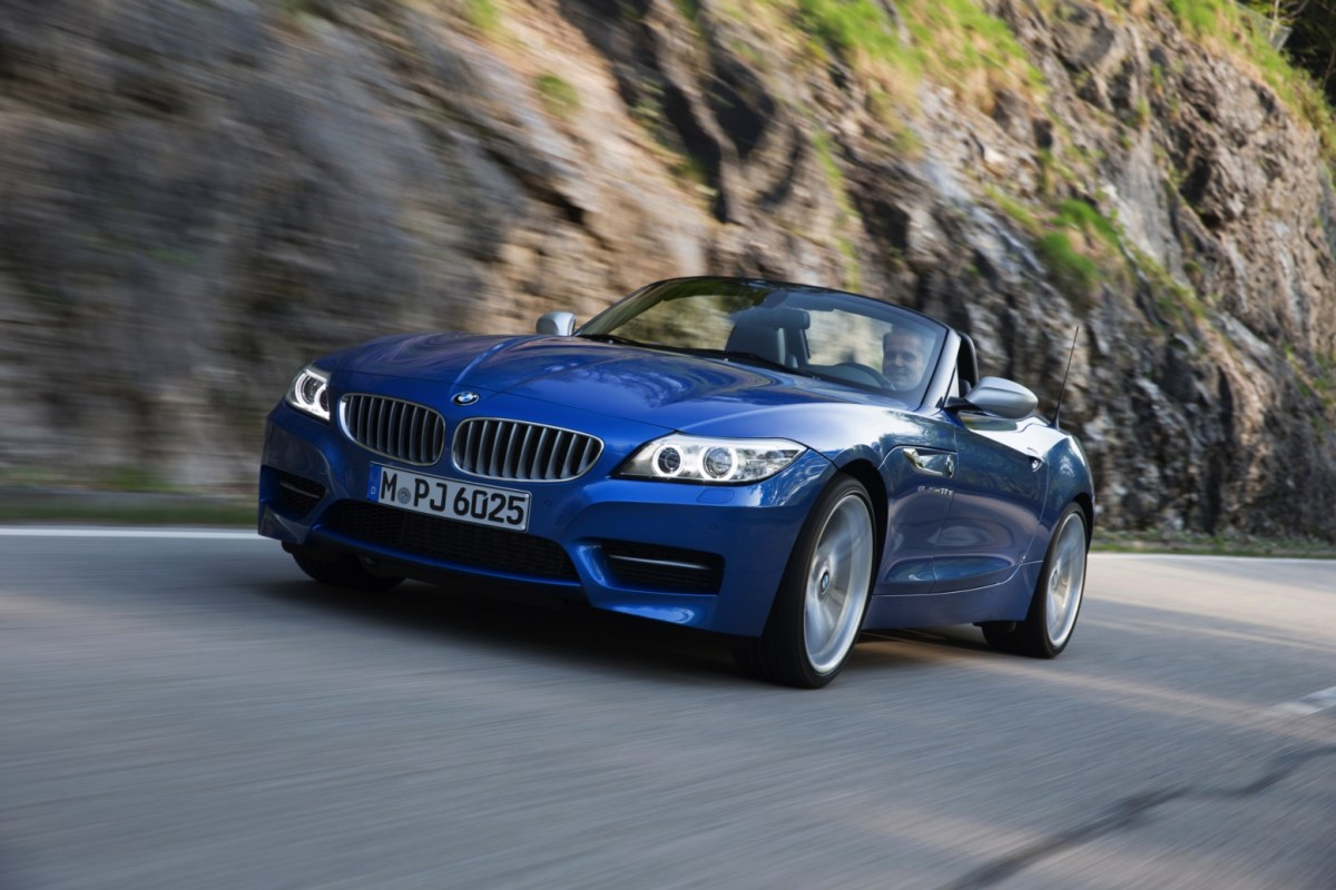 BMW Z4 Roadster Estoril blauw M-pakket 2016 43