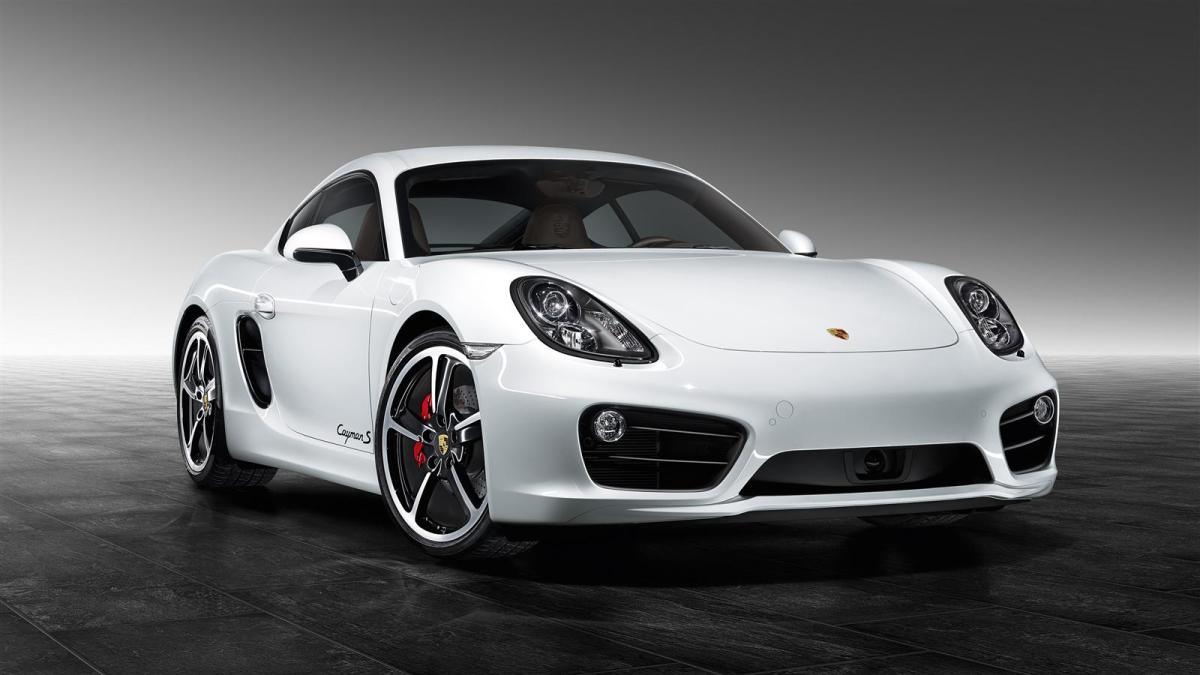 Porsche Exclusive Cayman S wit 2016 06