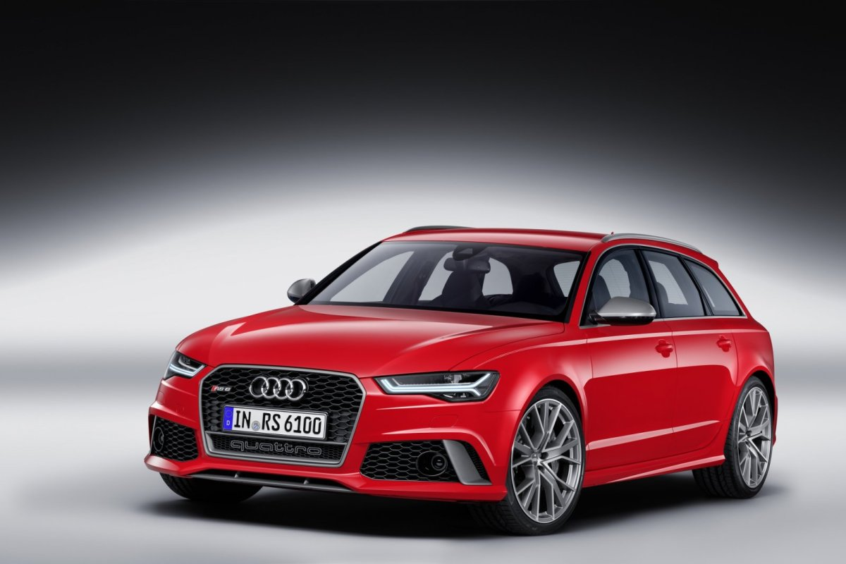 Audi RS6 RS7 Avant Sportback Performance Label Quattro 2016 11
