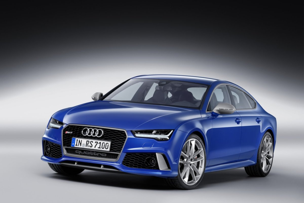 Audi RS6 RS7 Avant Sportback Performance Label Quattro 2016 32