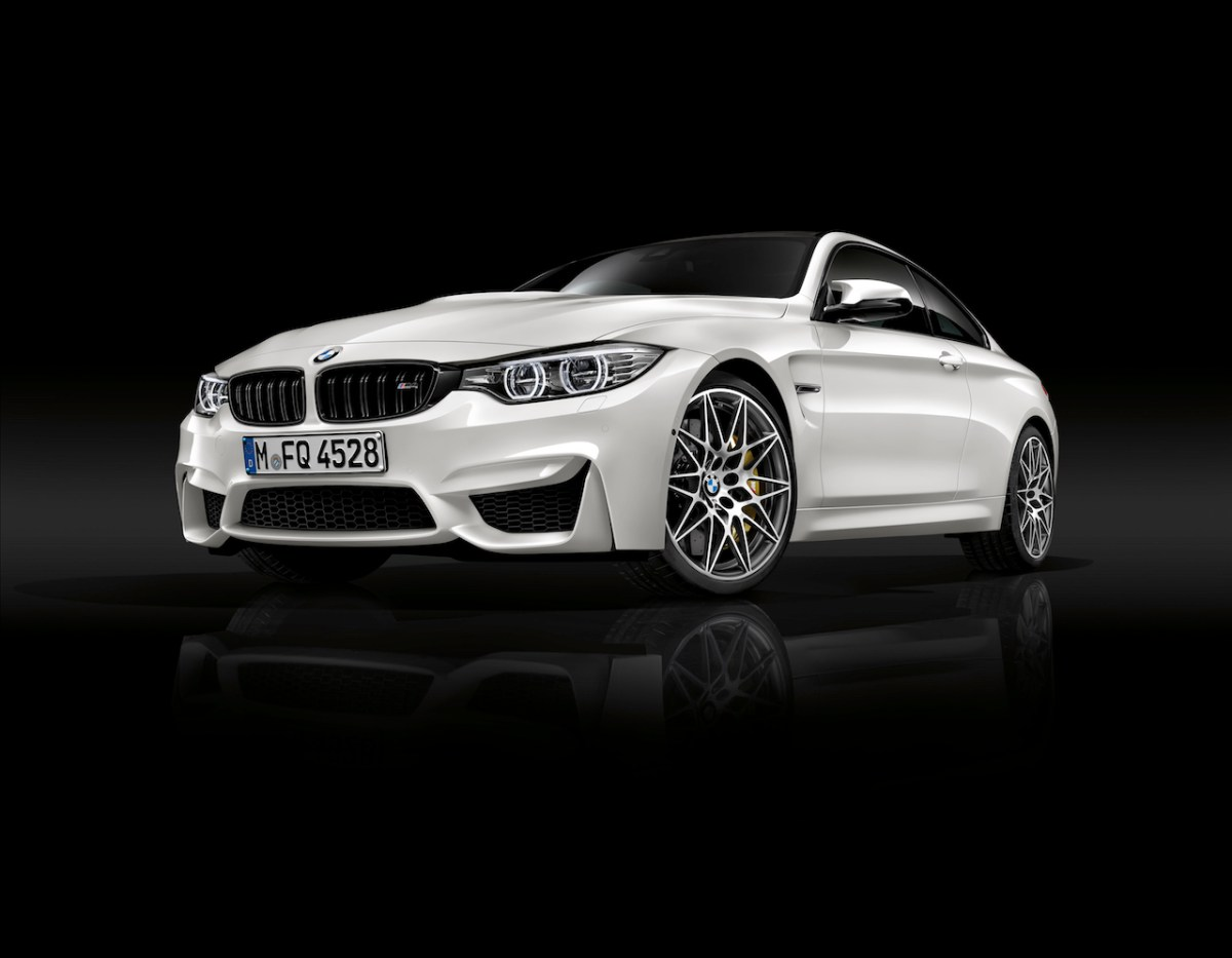 BMW M3 M4 Competition Package M-Performance 2016 03