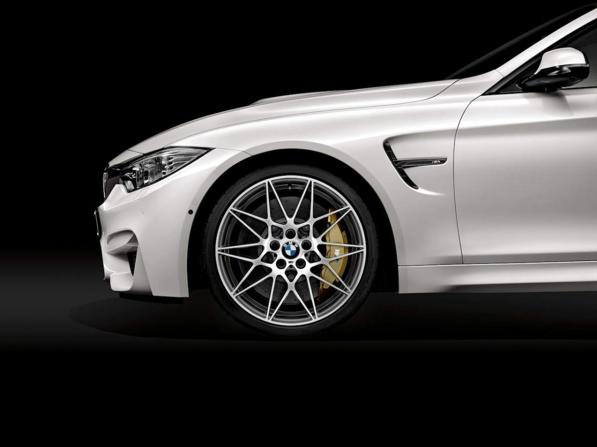 BMW M3 M4 Competition Package M-Performance 2016 04