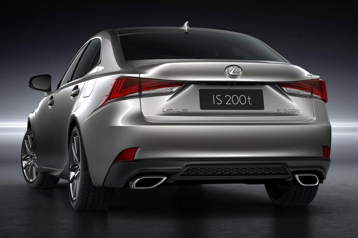 Lexus IS facelift 2017 06