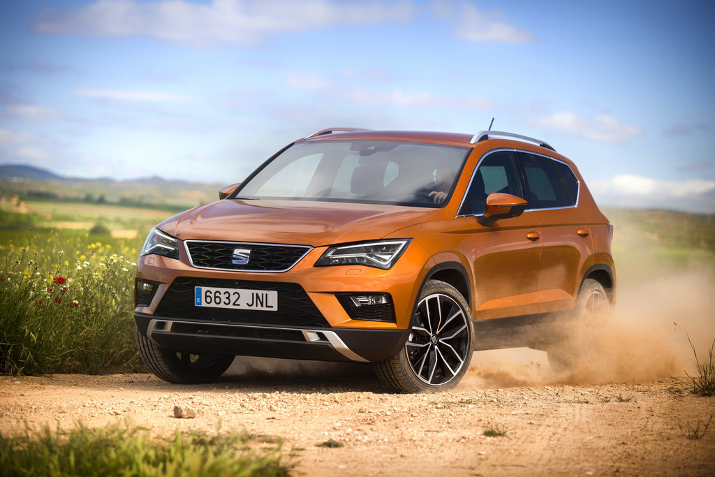 Seat Ateca Reference Style Xcellence 4Drive DSG 2016 2017 05