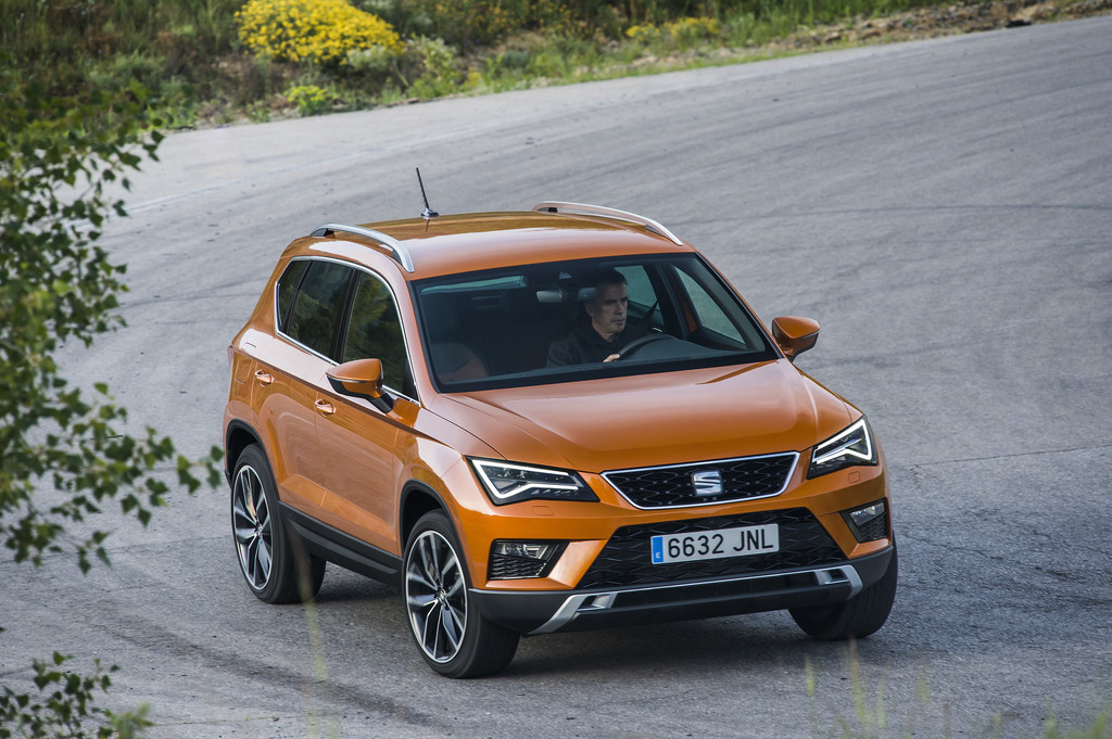 Seat Ateca Reference Style Xcellence 4Drive DSG 2016 2017 06