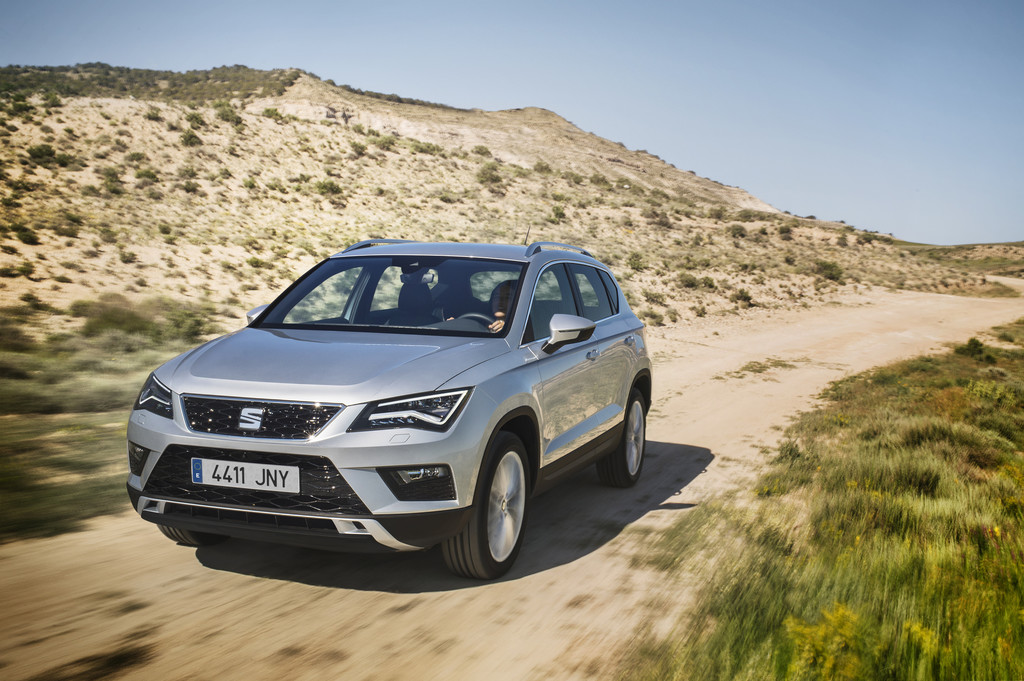 Seat Ateca Reference Style Xcellence 4Drive DSG 2016 2017 11