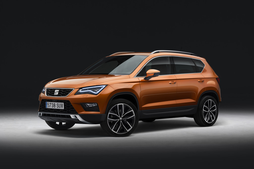 Seat Ateca Reference Style Xcellence 4Drive DSG 2016 2017 17