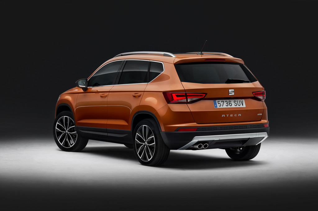 Seat Ateca Reference Style Xcellence 4Drive DSG 2016 2017 20