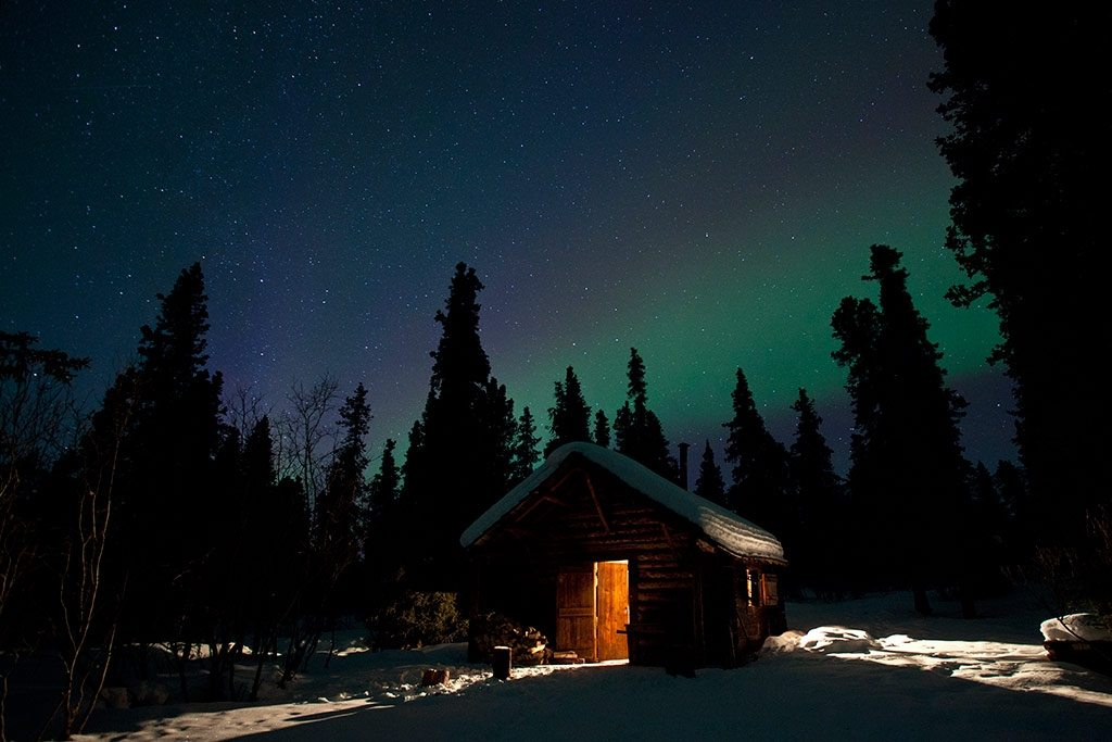 Best Northern Lights Viewing Alaska