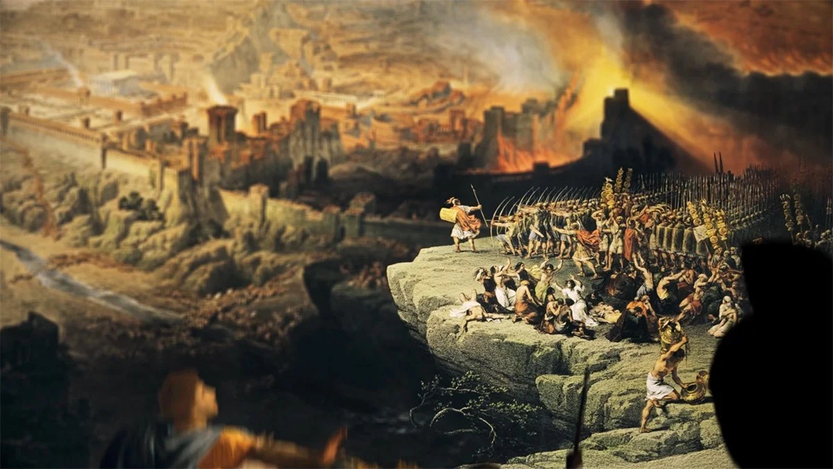 Image result for destruction of jerusalem