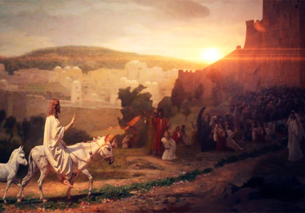 Triumphal Entry of Jesus
