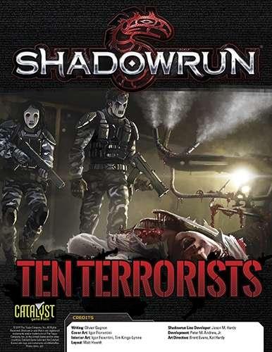 Ten Torrorists
