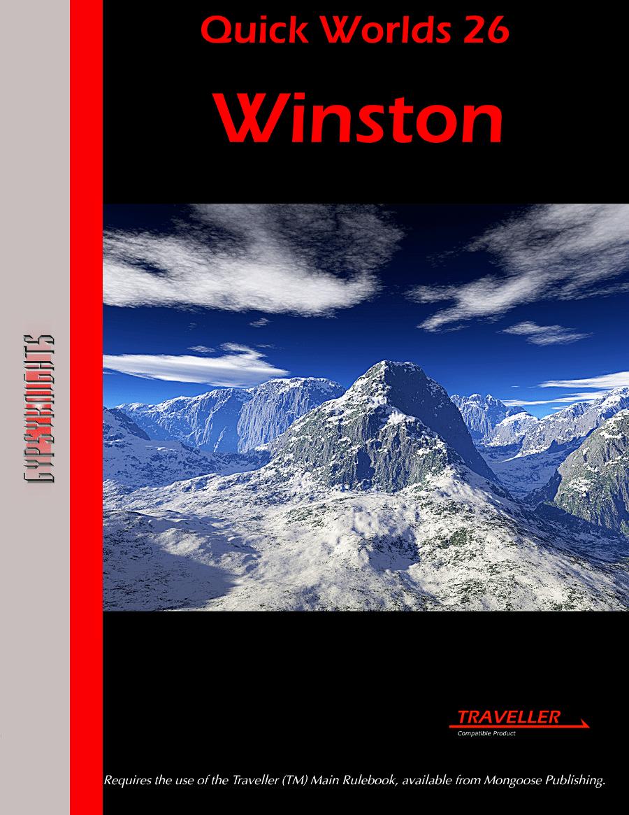 Quick Worlds 26 Winston