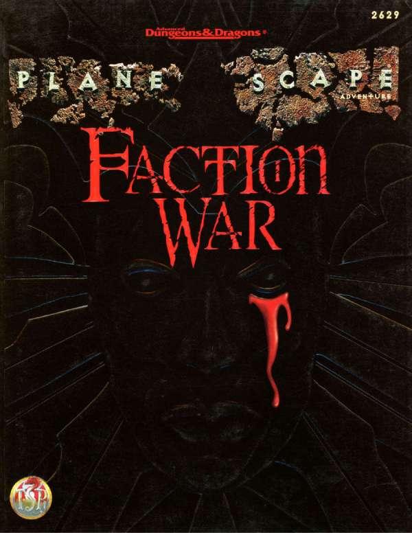 Faction War (2e) - Wizards of the Coast | Planescape | AD ...