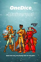 OneDice Universal Cover