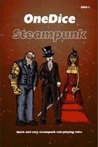 OneDice Steampunk Cover