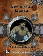 Book of Races: Gendarak